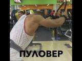 Тренировка спины и плеч👌