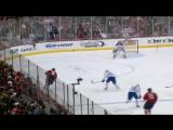 Ovechkin's Amazing 42nd Goal vs. Canadiens - 2/18/09 / Чудо шайба Александра Овечкина в ворота Монреаля