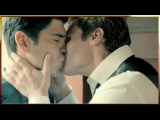 10 years the magic of gay love suite (top 100 gay kiss scenes)