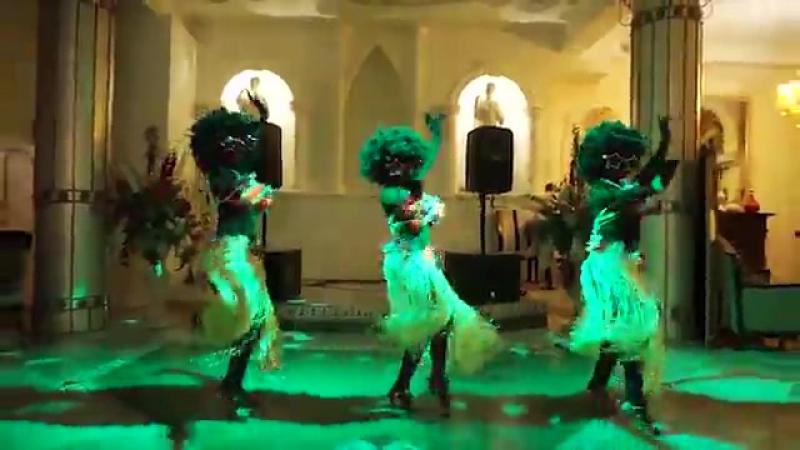 Шоу восточных танцев Бадрия - Шоу Мулатки Шоколадки