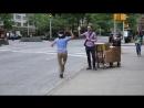 «Дай пять» пранк в Нью - Йорке