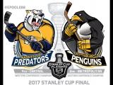 Хищники в гостях у Пингвинов (31.05.2017) (2)