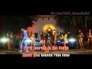 Караоке HD Клип / DJ Khaled - Im the One ft. Justin Bieber, Quavo, Chance the Rapper, Lil Wayne