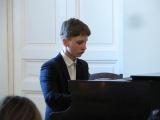 Эдвард Хагеруп Григ. Исполняет Павел Шаповалов. Поздравление от фортепианного класса Ольги Викторовны Порохиной.