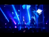 VK20170118 MONSTA X fancam - 'Be Quiet' @ Guilty Lounge Event