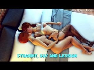 Официальный трейлер игры 3DXChat - 3D Sex Chat