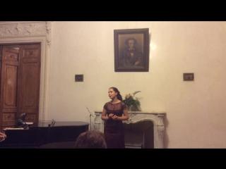 Татьяна Тормагова - Соловей (А.Алябьев)