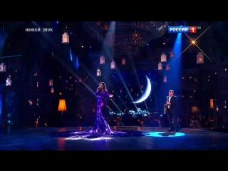 Синяя птица. София Ацбеха Негга (вокал) и Игорь Бутман (саксофон). Колыбельная из к/ф