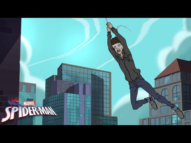 Origin 3   Marvel's Spider-Man   Disney XD