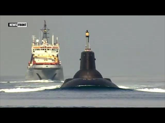 «Дмитрий Донской» и «Петр Великий» вошли в Балтийское море