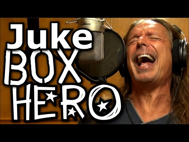 Juke Box Hero - Foreigner - Cover - Ken Tamplin Vocal Academy