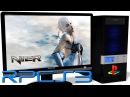 RPCS3 PS3 Emulator - NIER (2010). Ingame. LLVM Vulkan (Auto LLE) 3