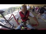 Bloukrans Bungy Jump 2015 Go Pro 4 HD Face Adrenalin South Africa