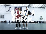 Blow A Check - Zoey Dollaz  Rie Hata x Lyle Beniga Choreography  Summer Jam Dance Camp 2016