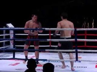 «Битва в Спутнике»: Михаил Шейн VS Идрис Амижаев