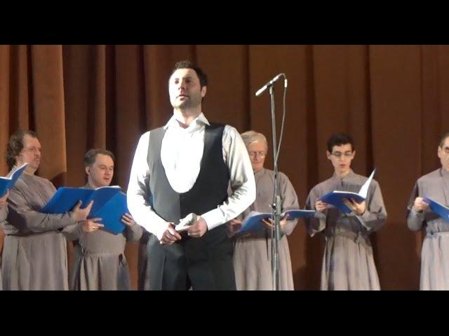 Малиновый звон - Евгений Кунгуров и хор «Благозвонница» (Live)