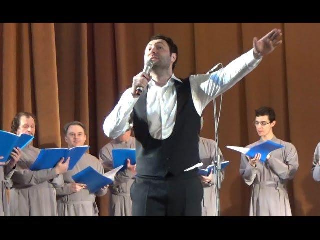Последняя электричка - Евгений Кунгуров и хор «Благозвонница» (Live)