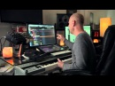 Episode 1 Template Setup and Workstation Layout - Studio Time with Junkie XL
