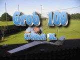 Aeronaut Grob 109 bester Flug und Jet Crash auf Modellflugplatz in BGL