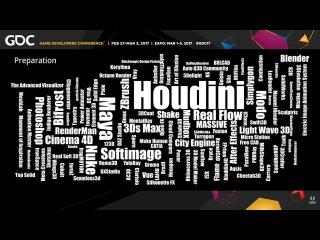 GDC2017 Technical Artist Bootcamp: Building an Offline Simulation Pipeline