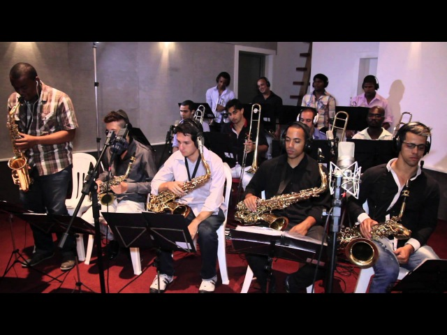 Its Time Big Band -The Jazz PoliceGordon Goodwin