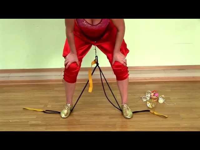 Интимная гимнастика. Очарование женщины.