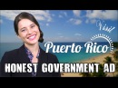 Honest Government Advert | Visit Puerto Rico