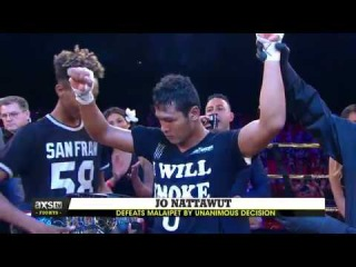 Smokin' Jo Nattawut Becomes a Two Division Champion | Lion Fight 32 Highlights