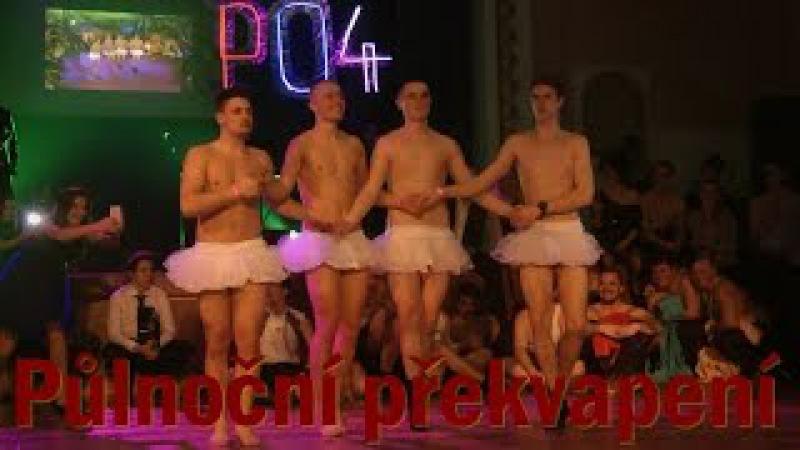 Maturitní ples PO4. a TPO4. - Půlnoční překvapení /ESOZ Chomutov/