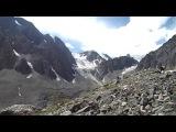 Горный алтай Ледники Актру