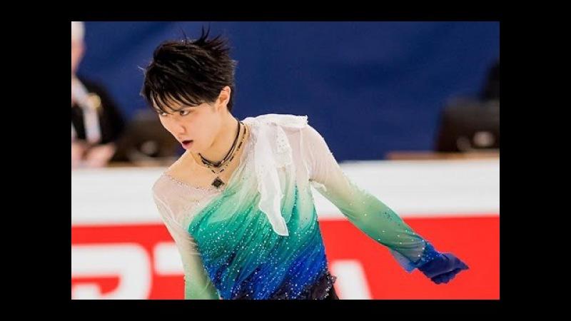 B.ESP(HD). Yuzuru HANYU FS - 2017 World Championships