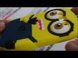 Объемный 3D силиконовый чехол для Samsung A3 Galaxy A300
