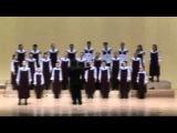 Хор Преображение- Adagio ( Live in Seoul- 2012 )