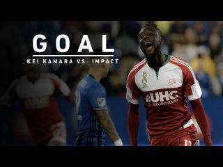 Goal: Kei Kamara vs. Montreal Impact