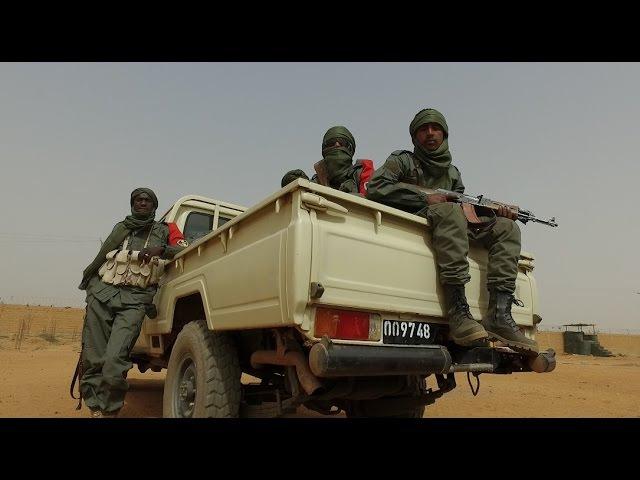 Lancement des patrouilles mixtes au MOC de Gao