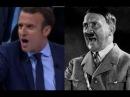 Macron hurle!