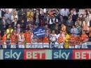 Финал плей офф 2016 2017 Блэкпул 2 1 Эксетер Сити Церемония награждения