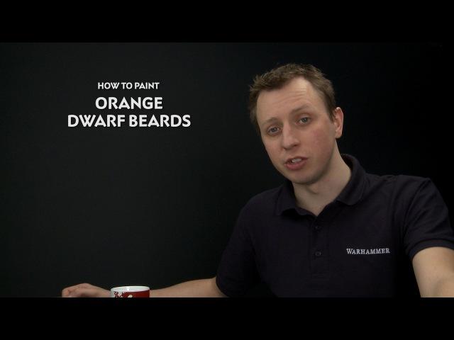 WHTV Tip of the Day - Orange Dwarf Beard.