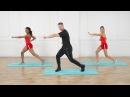 15 Minute Baywatch Core and Balance Workout