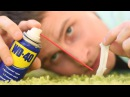 15 LIFE HACKS WITH WD-40 YOU SHOULD KNOW!