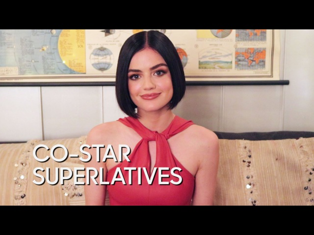 Co-Star Superlatives Lucy Hale Pretty Little Liars