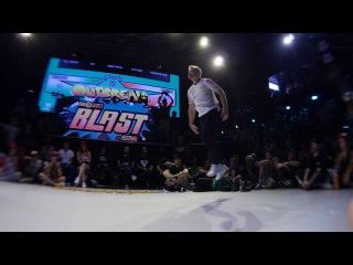 Outbreak Europe | Undisputed Semifinal | Sunni vs Niek