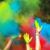 Фестиваль красок HOLIWOOD в Харькове