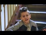 ПОСМОТРИТЕ!! Красивая песня очень молодых ребят.
