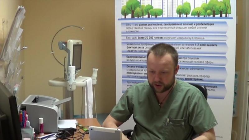 Прямой эфир Instagram с врачом-флебологом Луценко М.М. от 09.06.17
