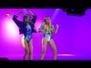 Бузова засветила грудь на съемках клипа Будет жарко, 14 апреля 2017