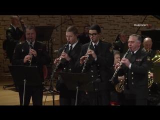 Концертная пьеса для группы кларнетов В_Халилова 02 02 2017 Мариинский КЗ