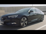 Vauxhall _ Opel Insignia Grand Sport vs Opel Insignia Sports Tourer Exterior comparison Preview