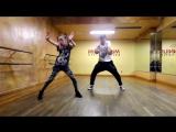 11-летняя Taylor и Matt Steffanina танцуют под песню