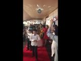 Вечеринка в стиле Оскара на выпускном сына